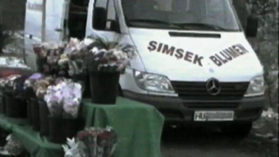 Tatort Nürnberg: Enver Simsek wurde in seinem Blumenwagen erschossen
