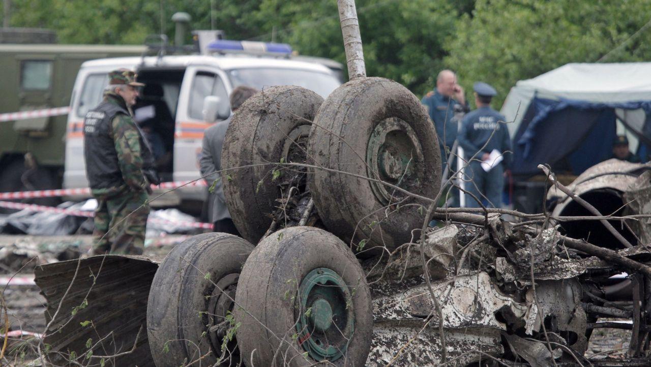 Tupolew Absturz