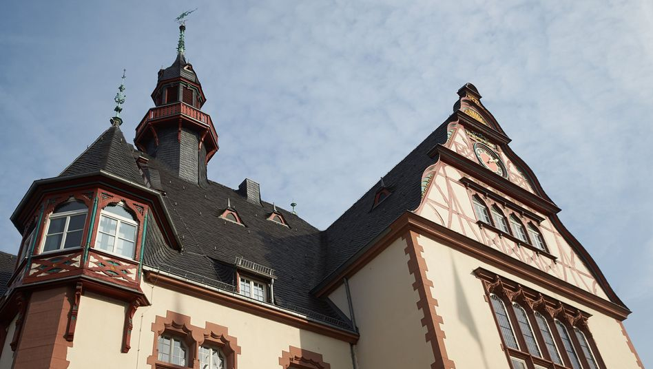 Rathaus in Limburg an der Lahn