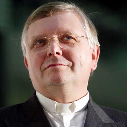 """Axel Noack, Magdeburg, Bischof der Kirchenprovinz Sachsen: """"Ich verurteile die Tat, den Menschen jedoch nicht"""""""