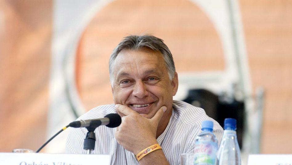 """Viktor Orbán: """"Den geistigen Amoklauf der europäischen Linken nicht teilen"""""""