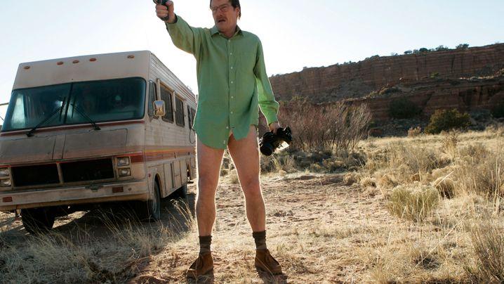 """""""Breaking Bad""""-Star Cranston: Der Wandel des Walter White"""