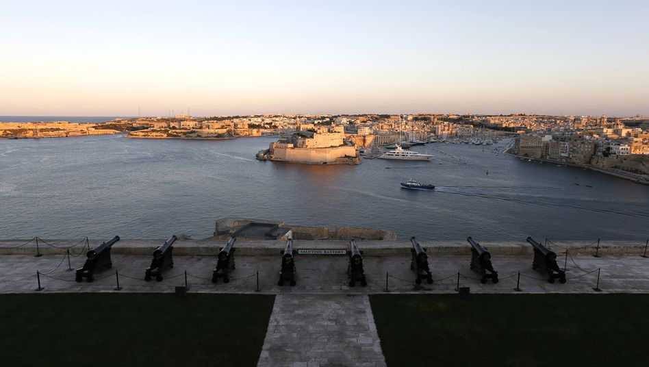 Maltas Hauptstadt Valletta: Standort für internationale Banken