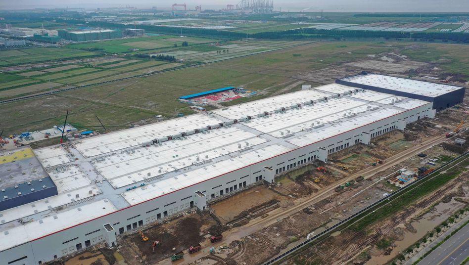 Erstes Auslandswerk: Tesla darf E-Autos in China produzieren