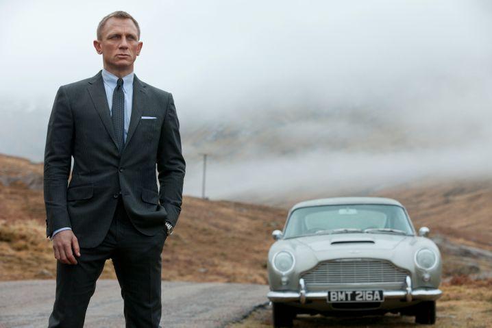 Warten auf 007: Nach jetziger Planung kommt der neue »James Bond«-Film im Herbst 2021 ins Kino, vielleicht