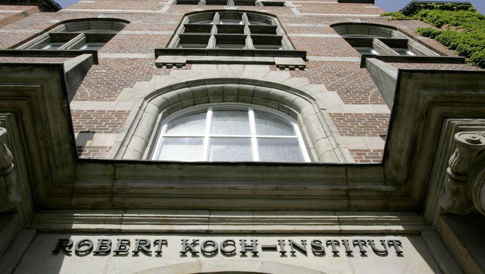 Robert Koch-Institut: Fragwürdige Geschäftsbeziehungen