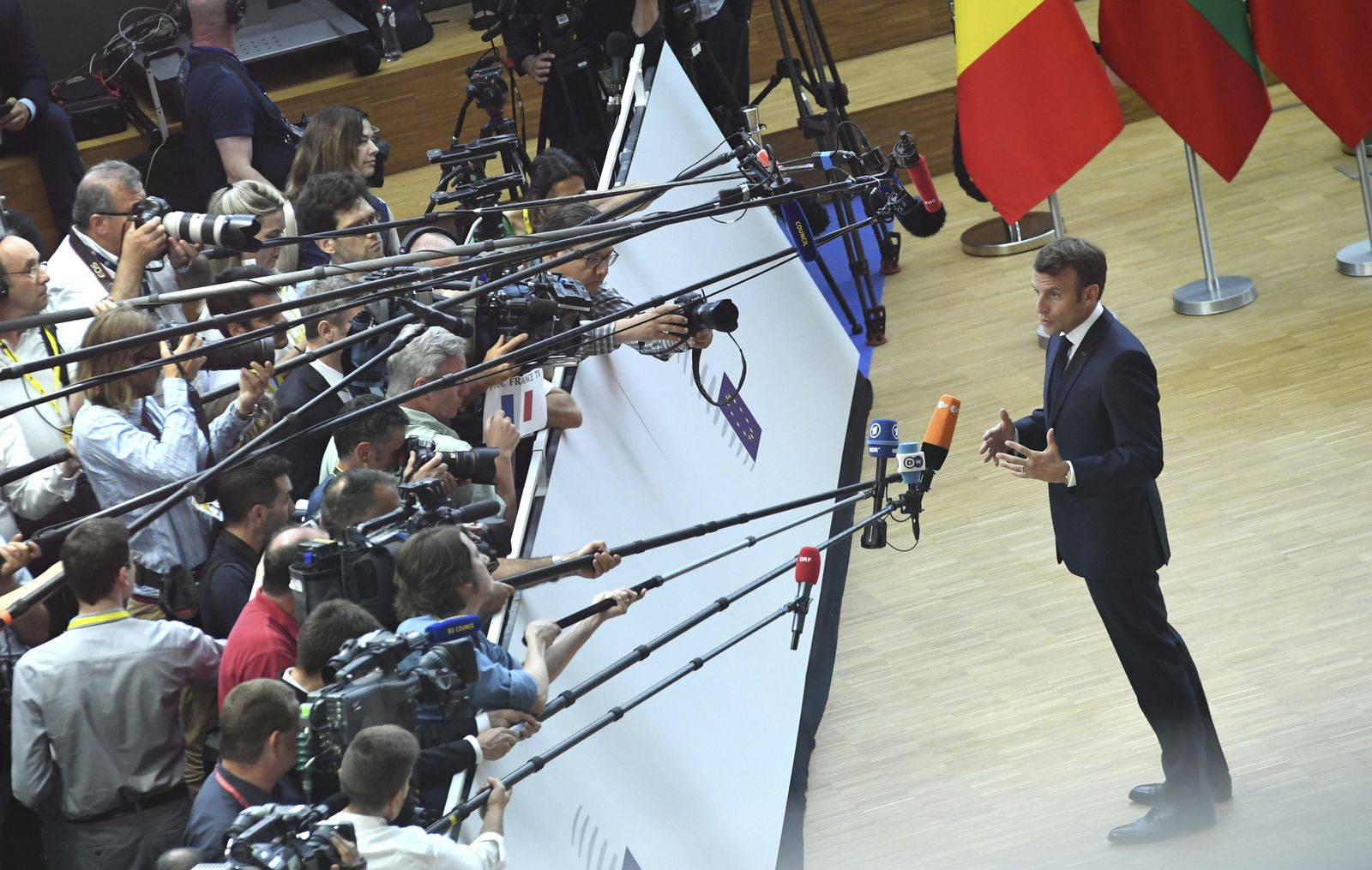 EU-Sondergipfel in Brüssel