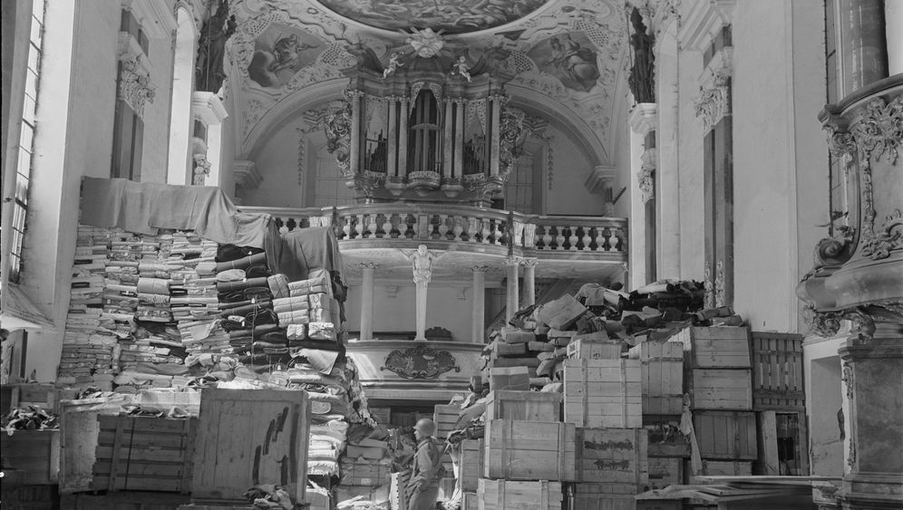 Photo Gallery: The Quest to Recover Art from the Nazis