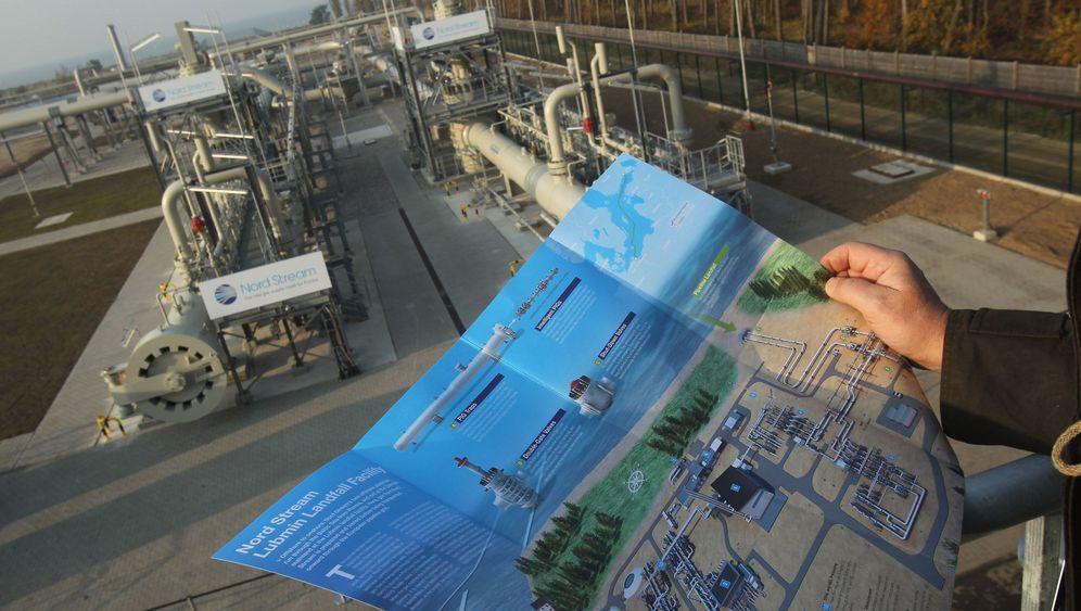 Photo Gallery: Gazprom's Ambitions