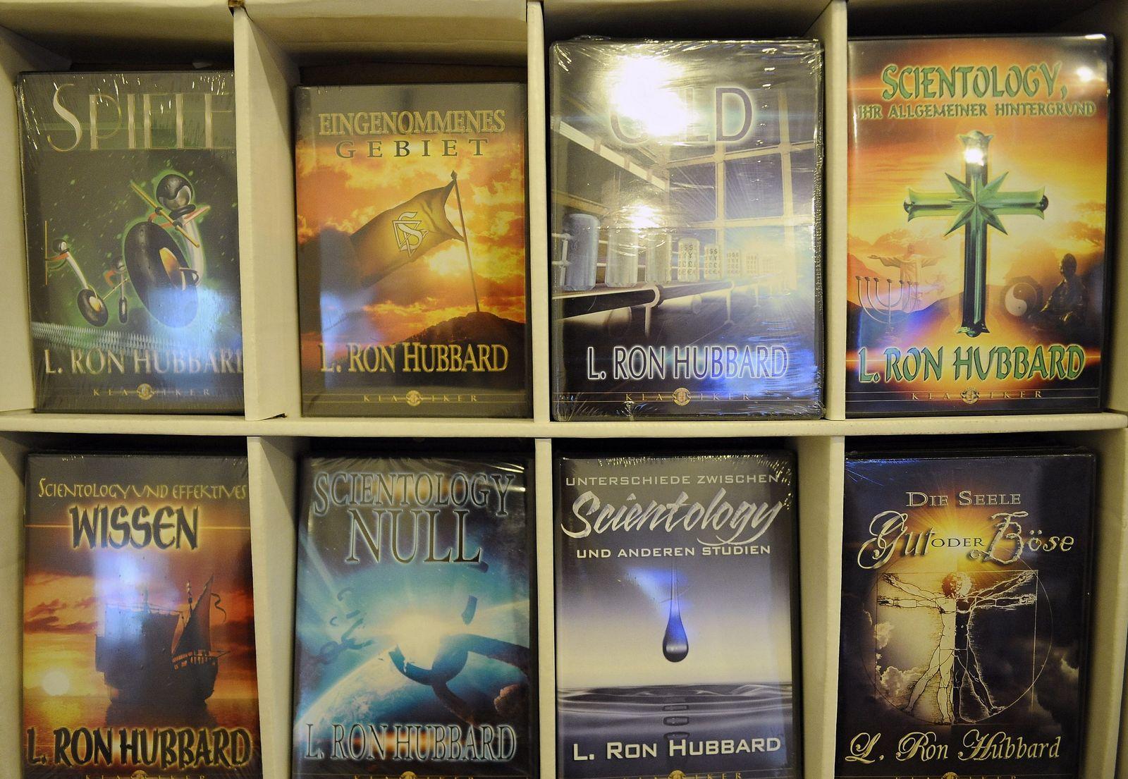 NICHT VERWENDEN Scientology/ Schriften/ Bücher/ Hubbard