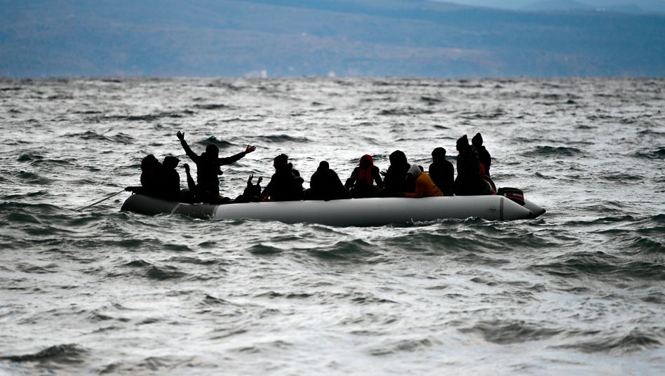Flüchtlinge in der Ägäis: Kaum jemand kommt mehr an