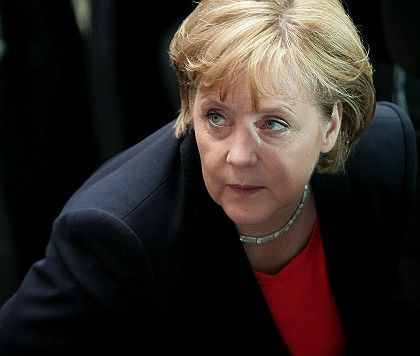 German Chancellor Angela Merkel is trying to cajole the EU leaders into agreeing to a new draft treaty. A task that has been described by some as trying to herd cats.