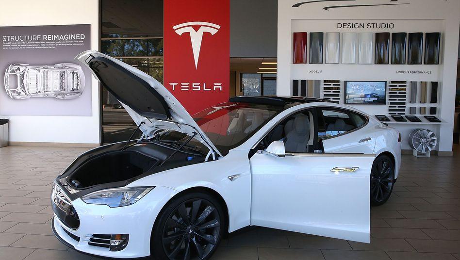 Tesla Model S: Hochgesteckte Erwartungen trotz Rekord verfehlt