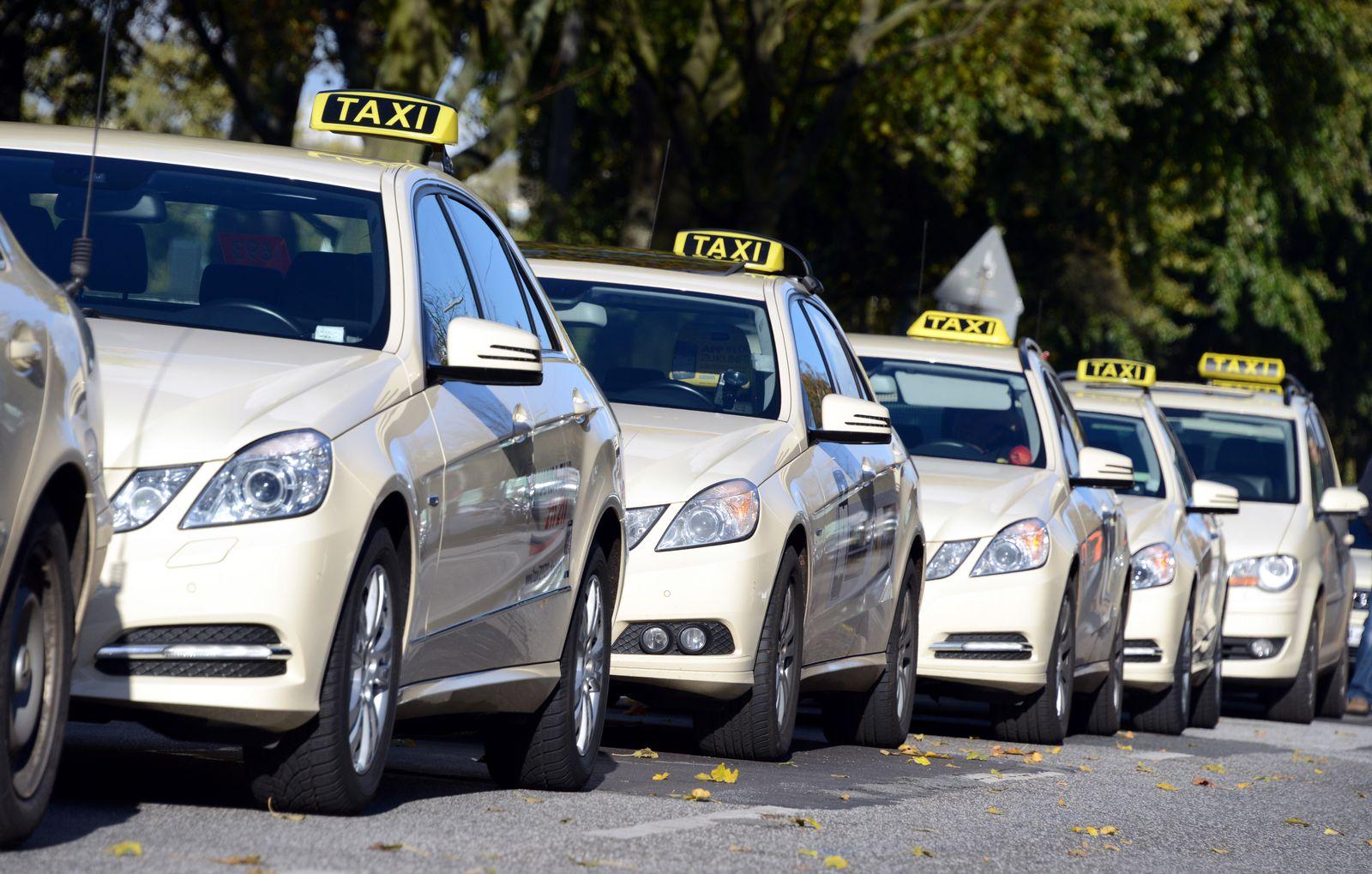 Berufsgruppen / Taxifahrer