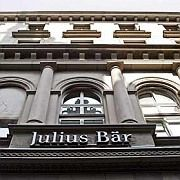 "The Julius Bär offices in Zurich, Switzerland: The bank has ""no comment"" about the ""libelous statements asserted in various documents."""