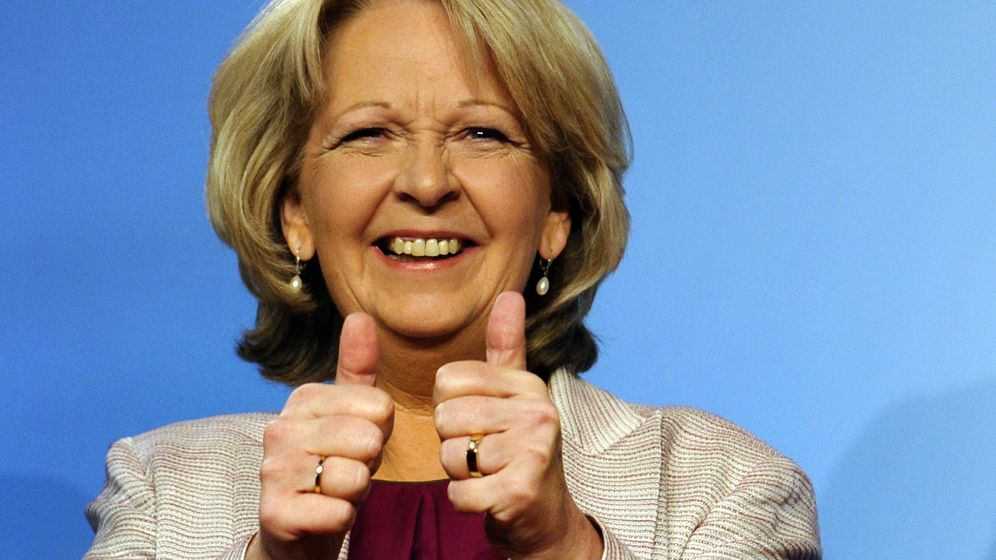 Photo Gallery: Merkel's Conservatives Suffer State Vote Setback