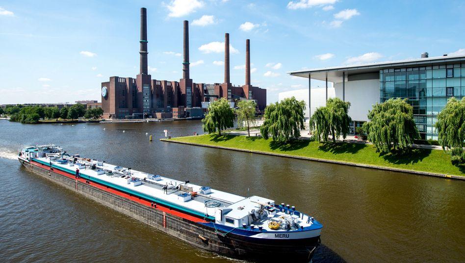 VW-Werk in Wolfsburg (Archivbild)