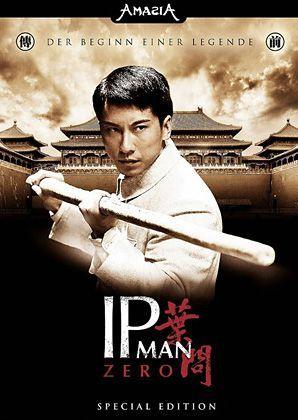 DVD Beipacker - IP Man
