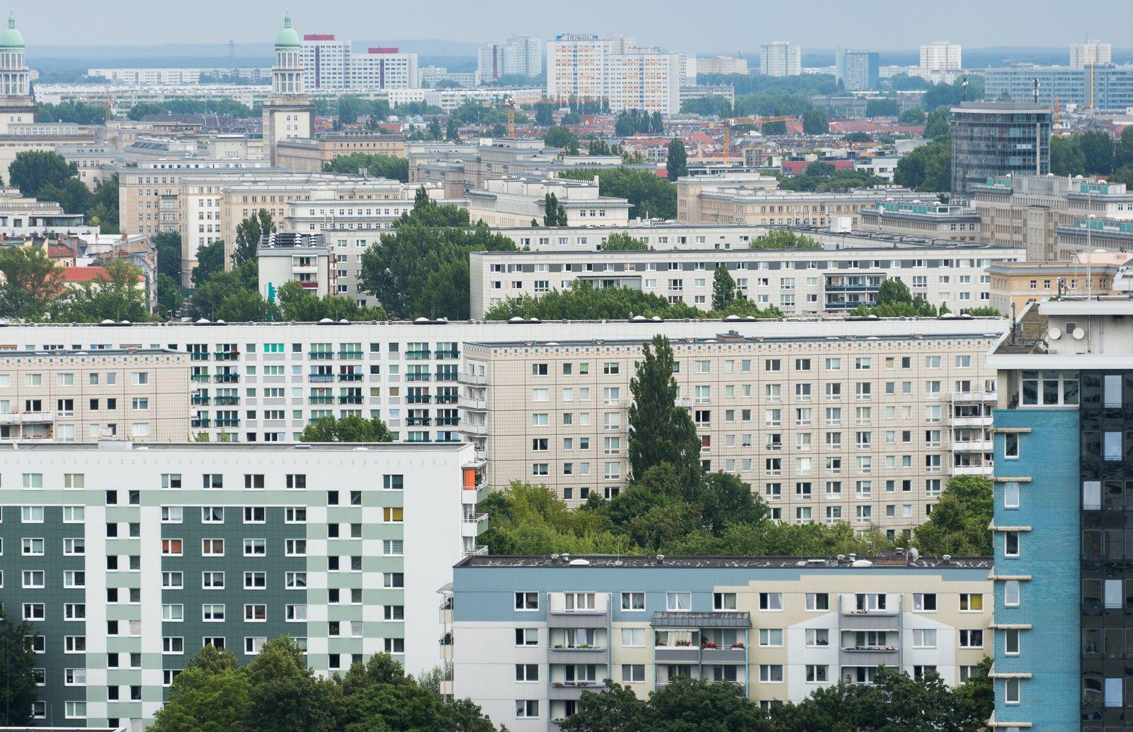 Berlin / Wohnen / Wohnblocks / Miete