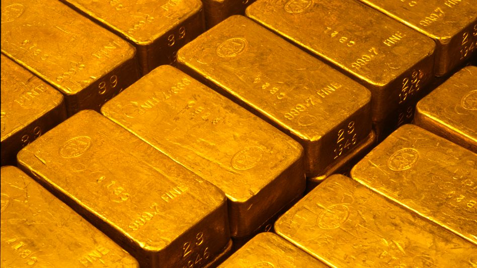 Goldbarren: Edelmetalle sind in Utah nun offizielle Zahlungsmittel