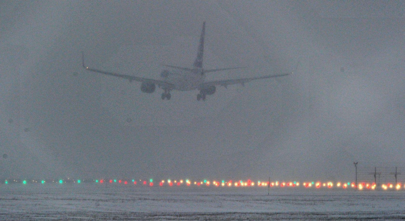 Wetter/ Schnee