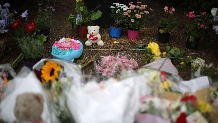Manchester: Trauer nach dem Anschlag