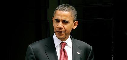 Barack Obama: Kleiner Knick in den Umfragen?