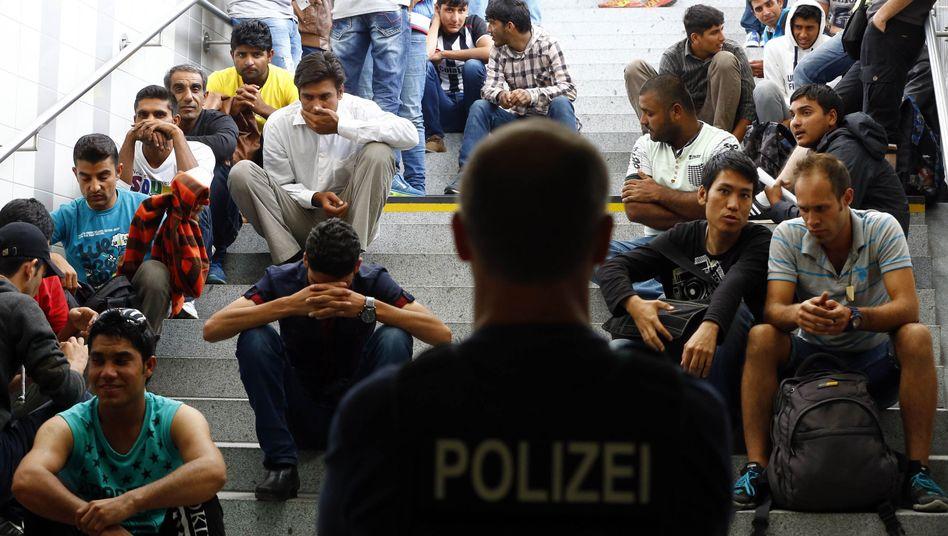 """Flüchtlinge in Rosenheim: """"Eine humanitäre Pflicht"""""""