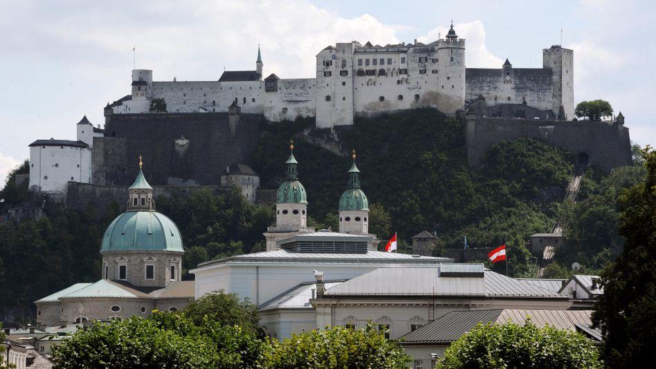 Landeshauptstadt Salzburg: Den Prüfern fiel nichts auf