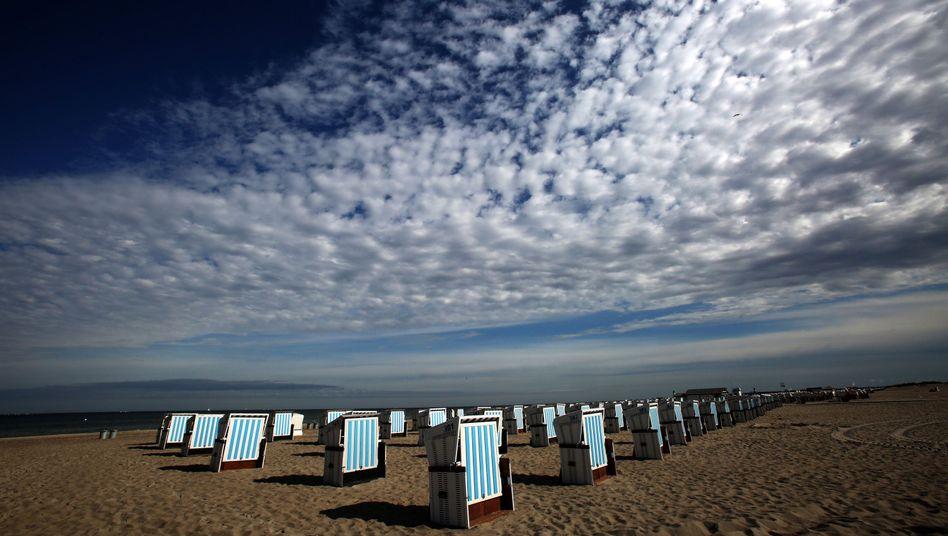 Strand in Mecklenburg-Vorpommern