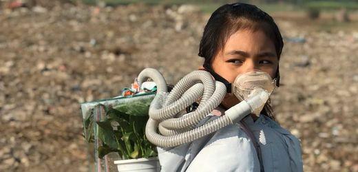 Indien - neunjährige Klimaaktivistin Licypriya Kangujam: »Nennt mich nicht Greta«