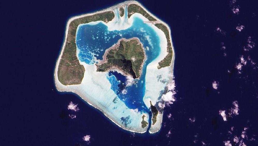 Landgewinnung im Pazifik: Inseln gewinnen an Fläche