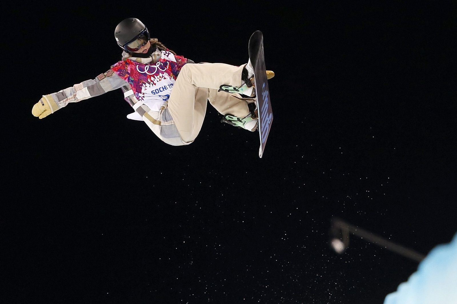 Sotschi 2014 - Snowboard