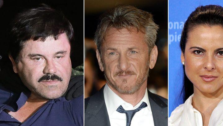 """""""El Chapo"""" trifft Sean Penn: Der Drogenboss und die Schauspieler"""