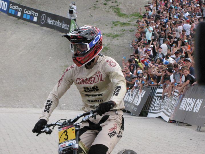Der Sieger: Amaury Pierron