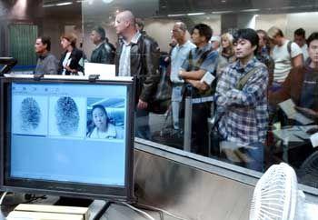 Einreise inSan Francisco:Kein Kompromiss-Signal aus Washington