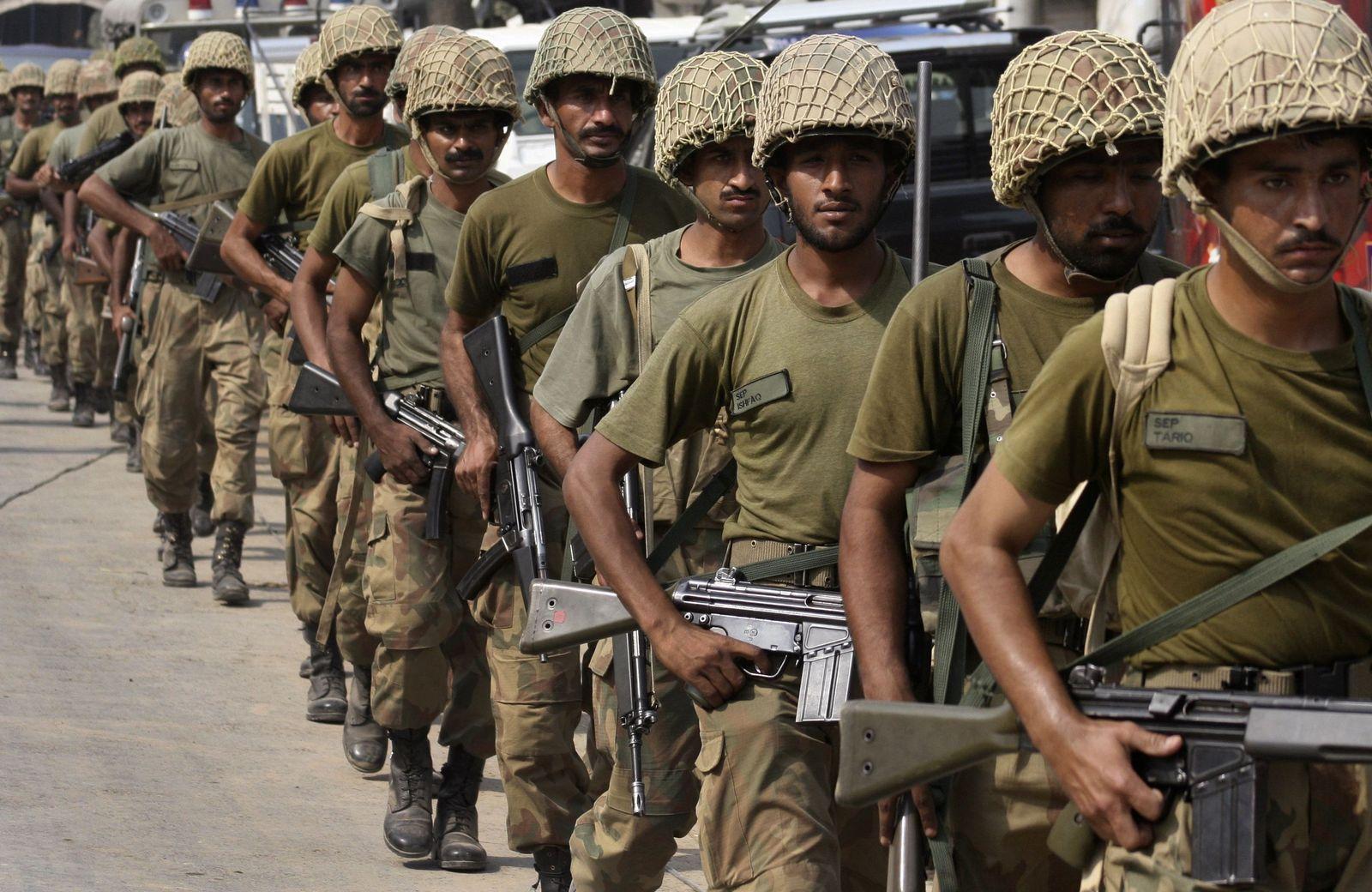 Pakistan/Armee