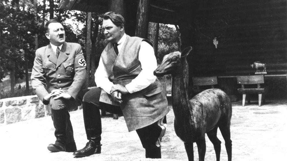 Gejagt, verehrt, benutzt: Tiere im Nationalsozialismus
