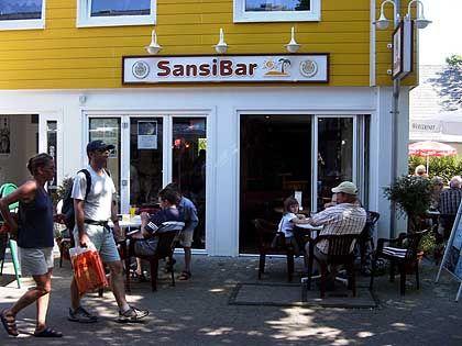 Die Sansibar auf Helgoland: Die Inseln sind durch ihre Geschichte verbunden