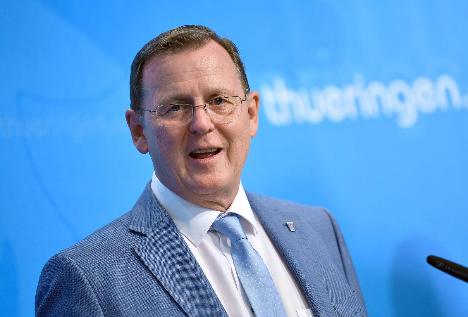 Thüringens Landesregierung zu 30 Jahre Thüringen