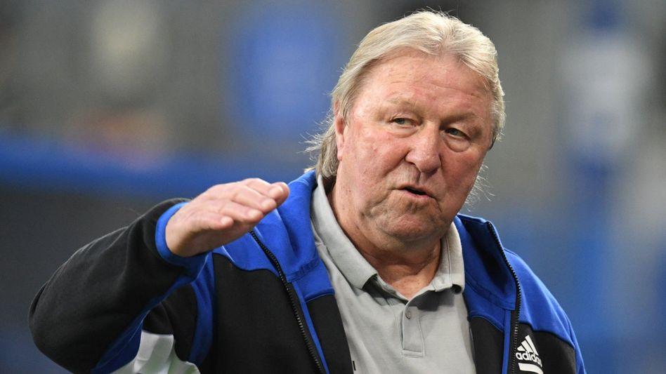 Mit Horst Hrubesch kehrt der Erfolg zurück – zu spät?
