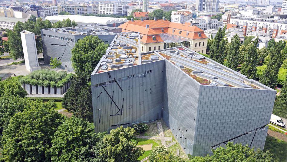 Jüdisches Museum in Berlin: Extrem politisiertes Minenfeld