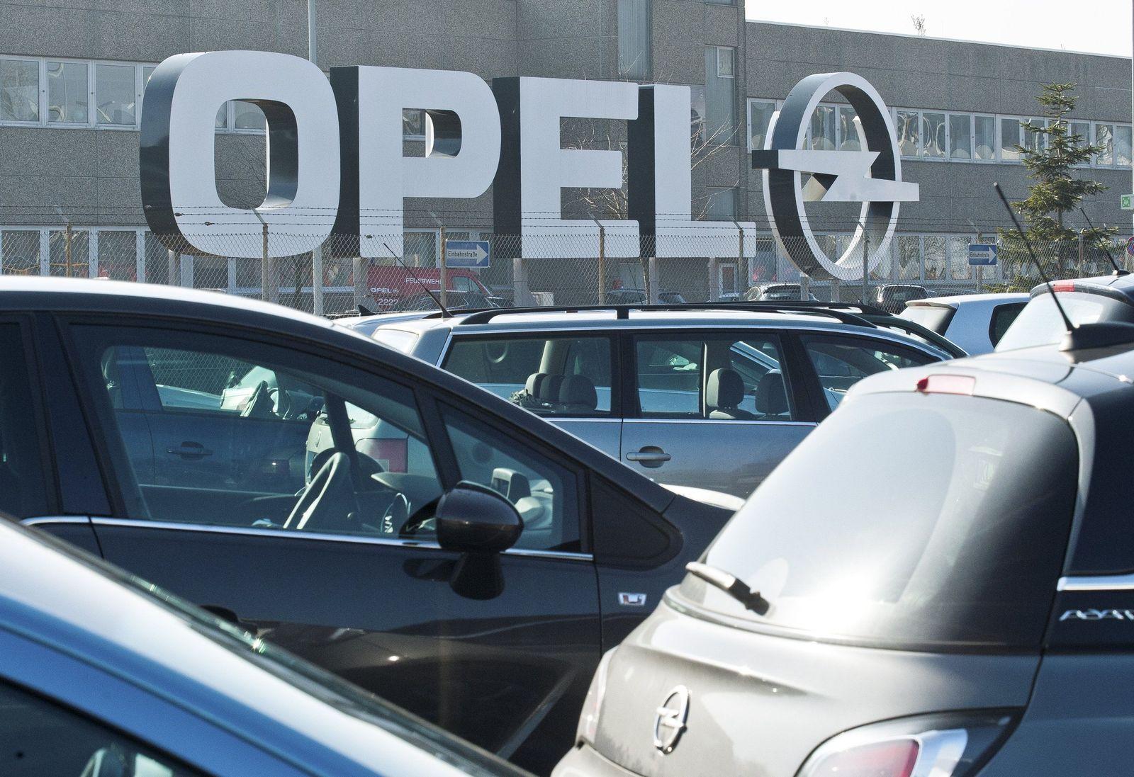 Opel - Werk Kaiserslautern