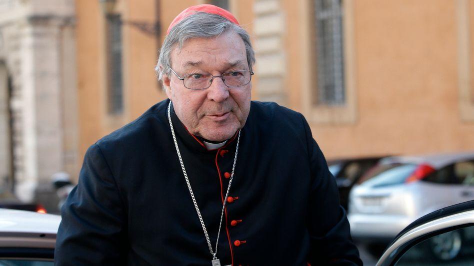 """Kardinal George Pell: """"Falsche und irreführende Behauptungen"""""""