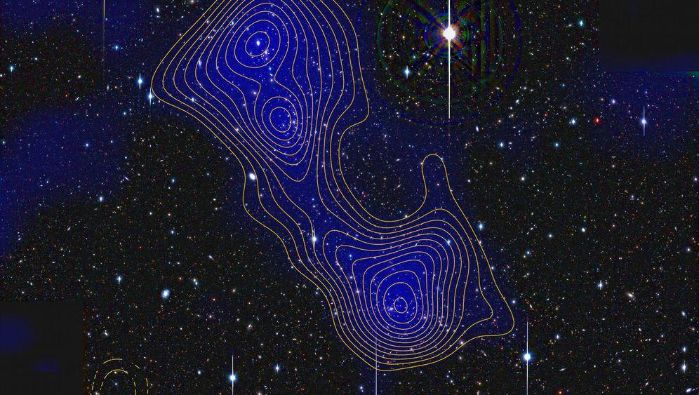 Gesucht und gefunden: Dunkle Materie und das Higgs-Teilchen