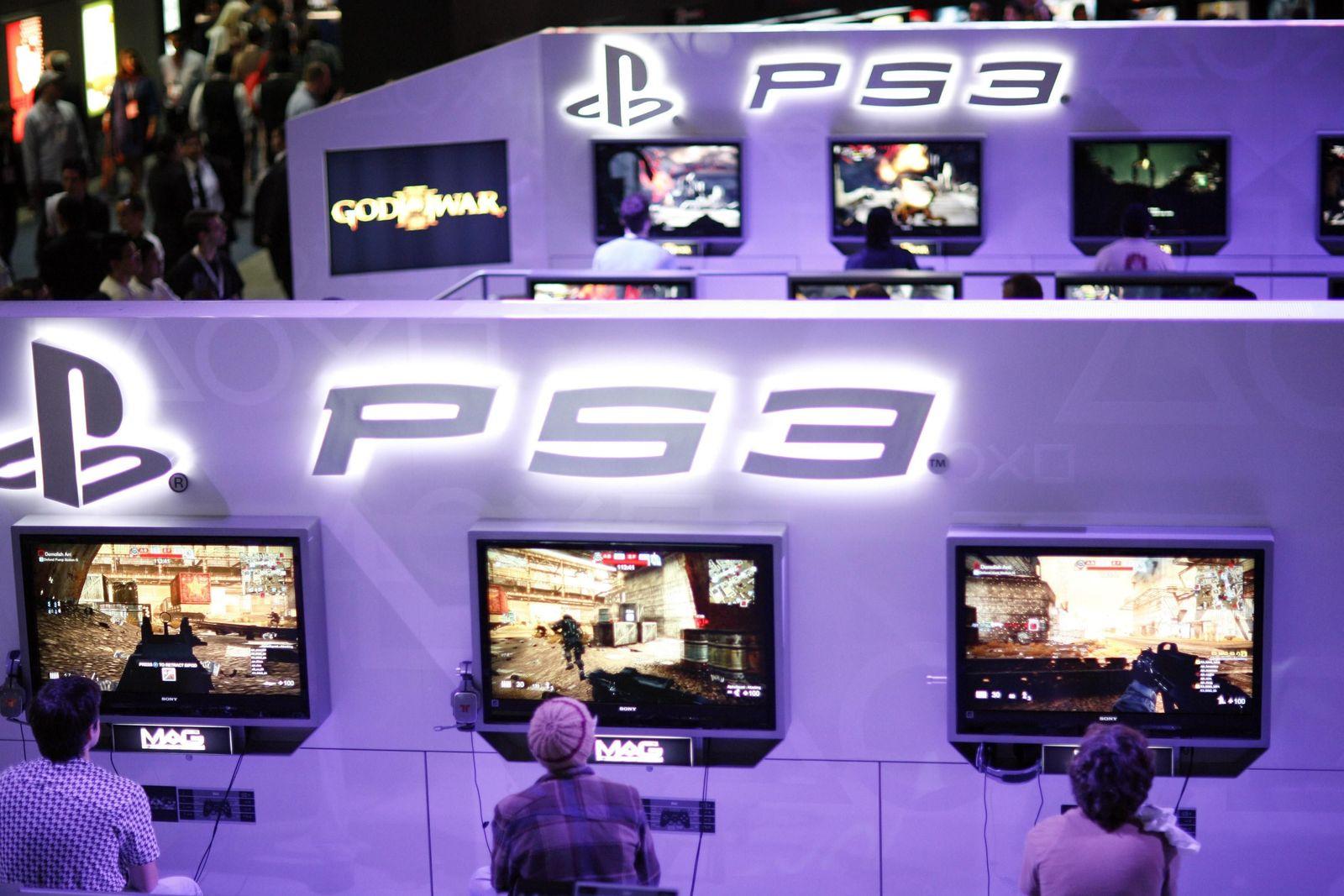 Sony Playstation Hacker Datenklau