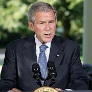 """US-Präsident Bush: """"Mit wem sie sprechen, was sie sagen, was sie planen"""""""