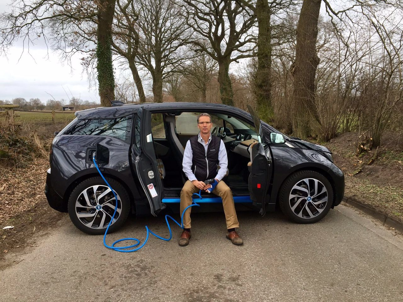 EINMALIGE VERWENDUNG BMW i3 / Michael Specht