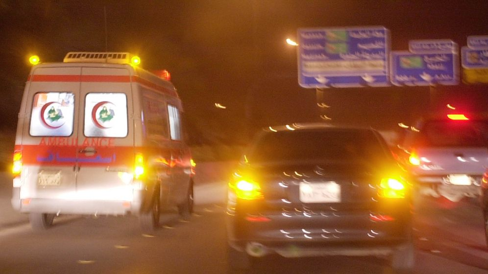 Rettungsdienst in Riad: Mit Blaulicht durch ein fremdes Land