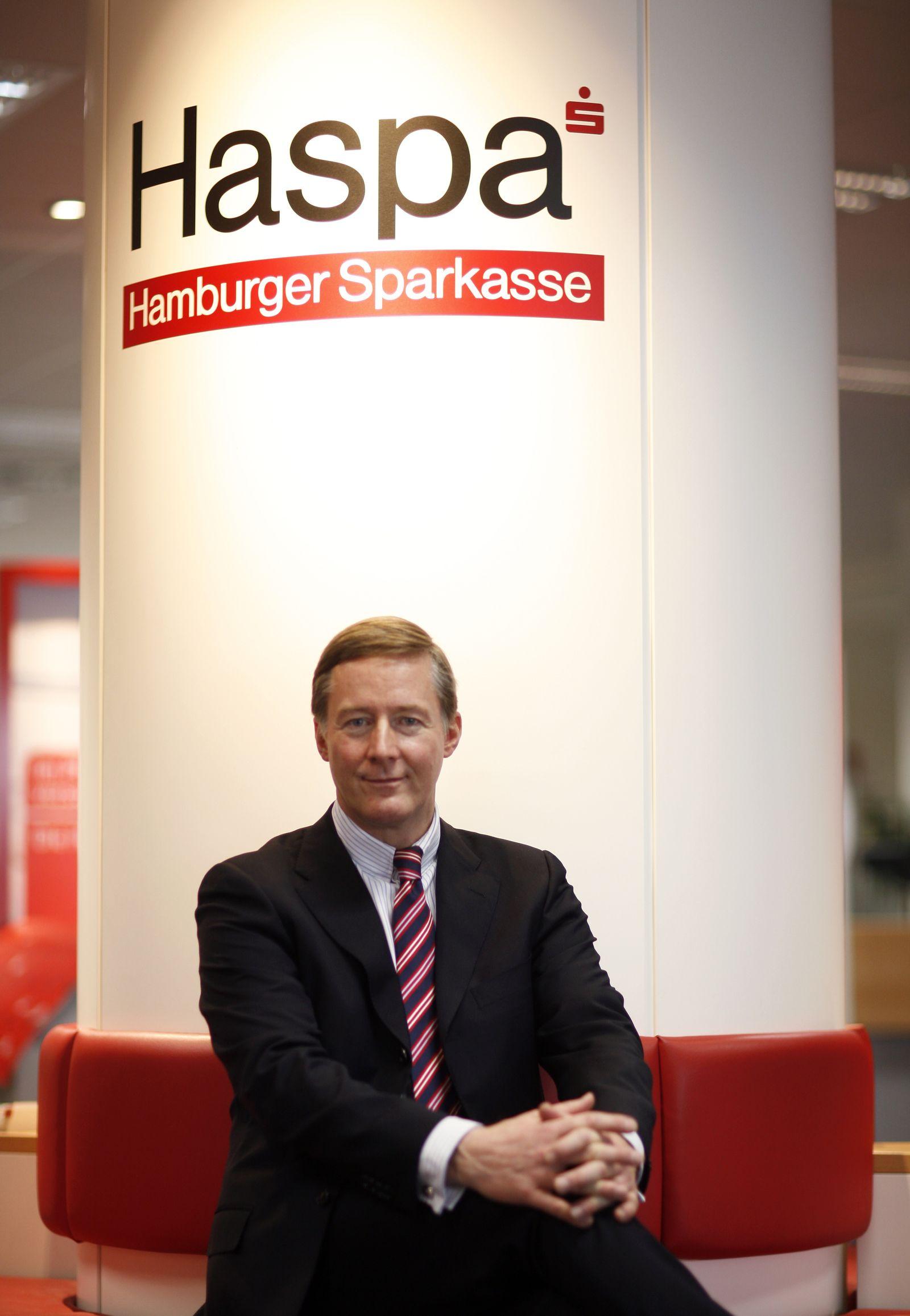 NICHT VERWENDEN Haspa / Logo / Hamburger Sparkasse AG